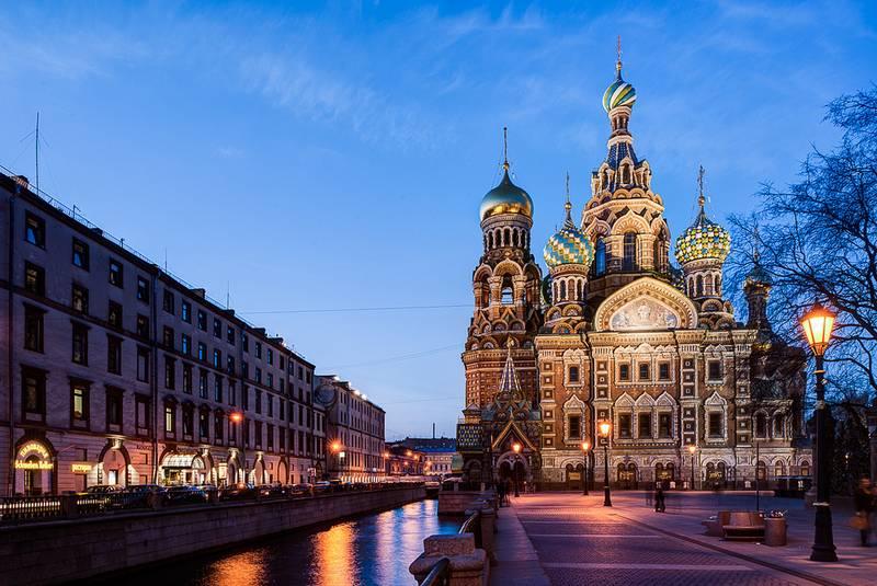 Saint-Pétersbourg, une belle ville à photographier