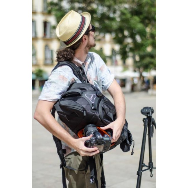 Accesorios fotográficos para principiantes: Mochilas