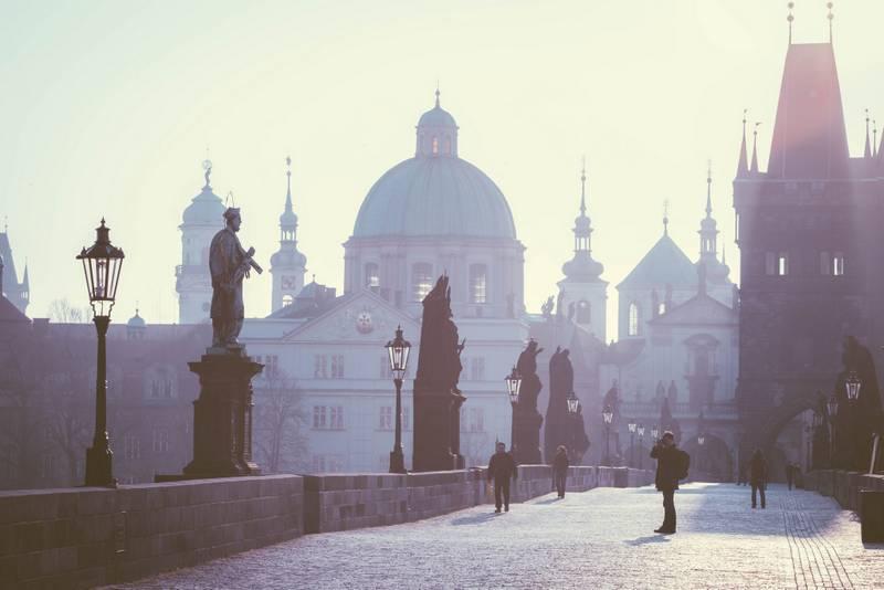 Fotografía de ciudades de europa