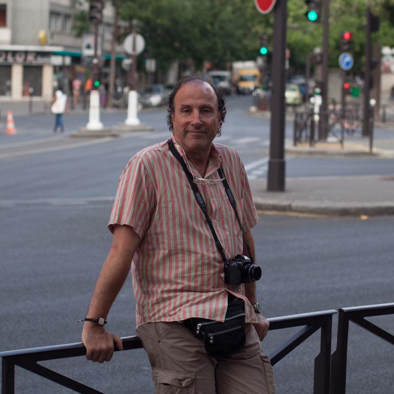 Tino Soriano turista