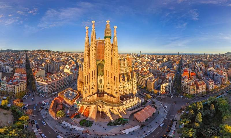 Les plus belles villes à prendre en photo