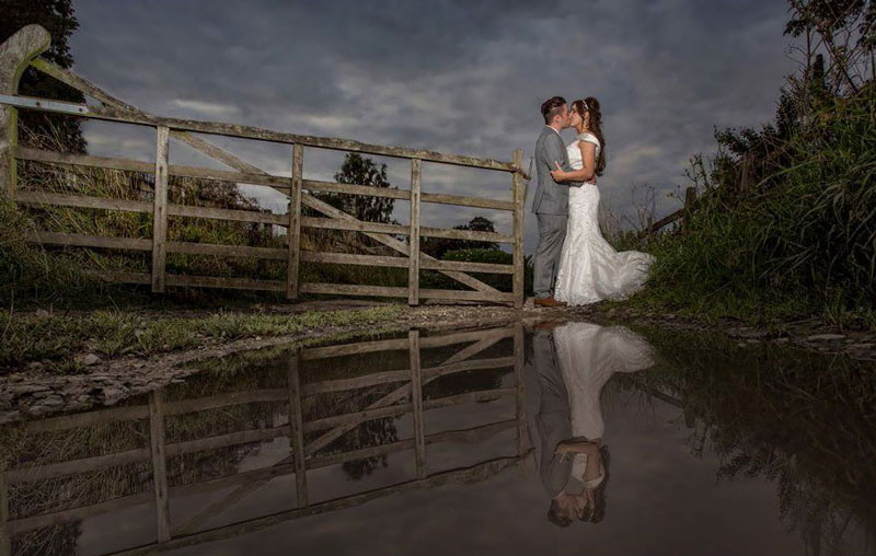 Fotos originales en bodas