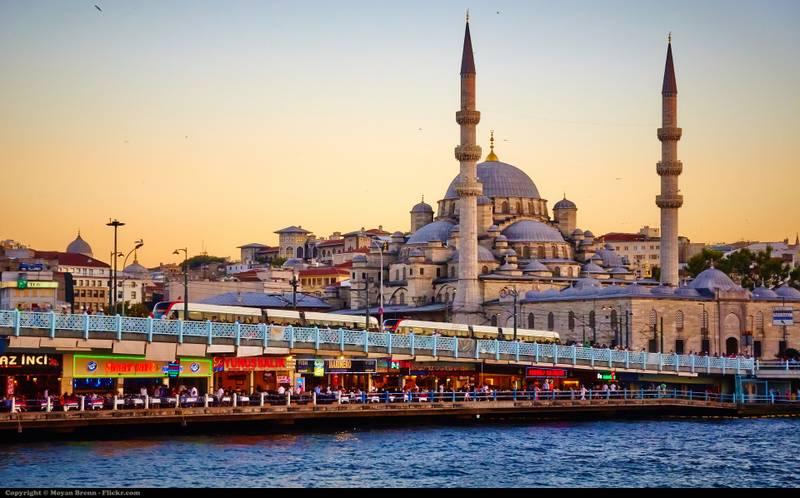 Les villes les plus photogéniques