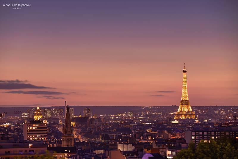 Ville photogéniques d'Europe