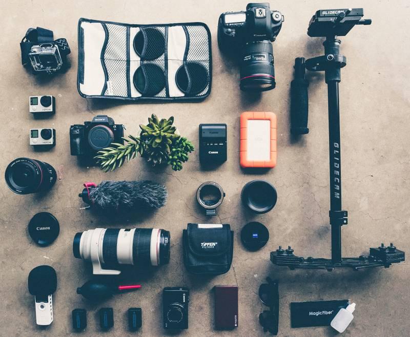 Evitar el robo de tu equipo fotográfico o cámara
