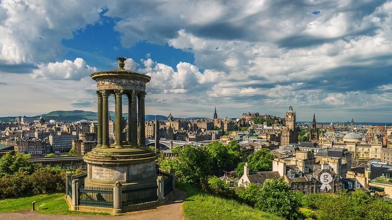 Edinbourg, l'une des villes les plus photogéniques