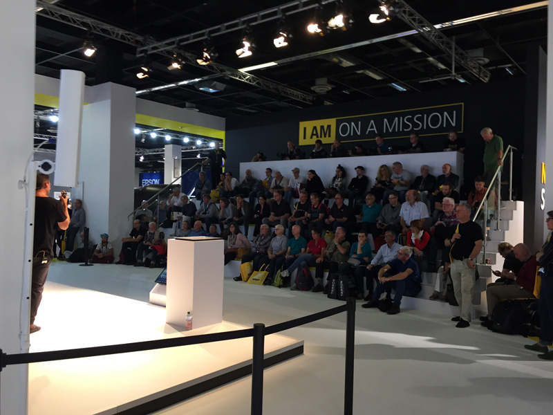 Nikon Key Mission Photokina