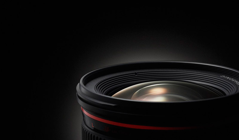 Canon MTF Curvas