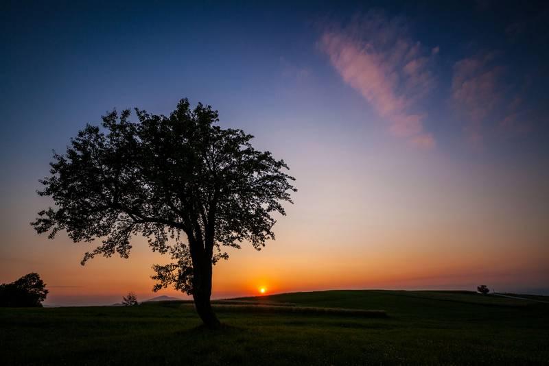 puestas de sol y amaneceres con Iirix