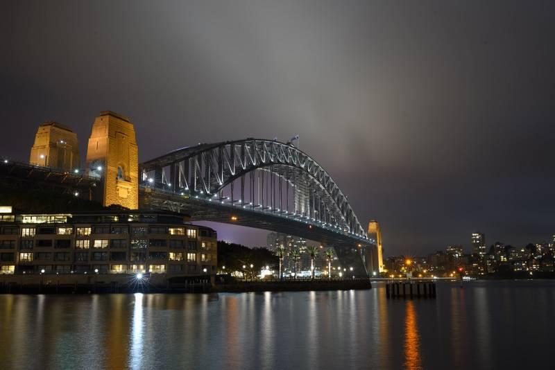 gran angular fotografía nocturna