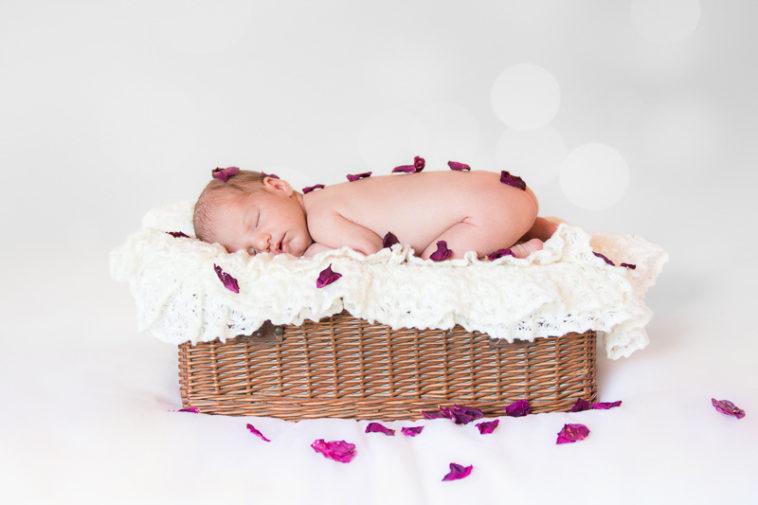C mo hacer fotos de beb s en estudio en el sal n de - Fotos originales para hacer en casa ...