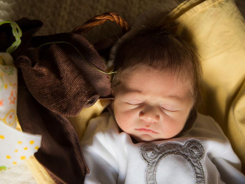 Cómo hacer fotos de bebés