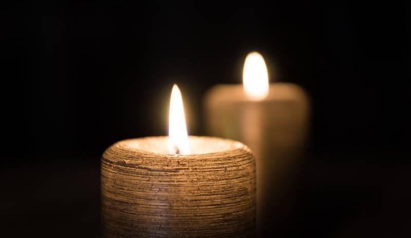 Fotografís de velas con objetivo macro en navidad