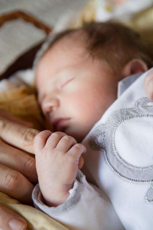 Comment réaliser des photos de bébé : la position du bébé