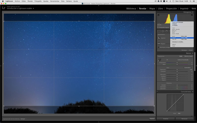 Como hacer time lapses