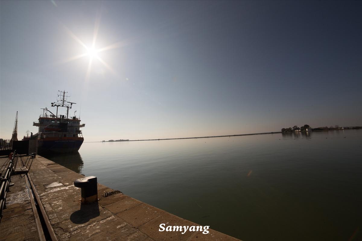 Flares y destellos Samyang 14mm