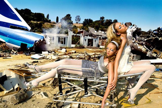David LaChapelle : modèles