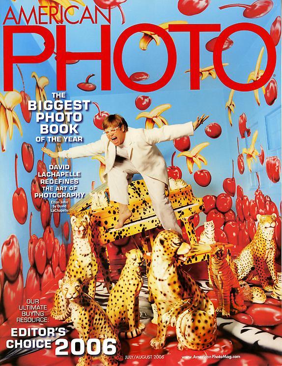 David LaChapelle : Sa vie