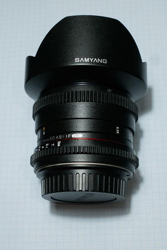 SAmyuang 14mm