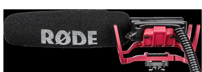 Micrófono Rode Videomic Rycote
