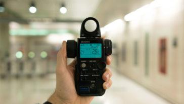 Fotómetros de mano
