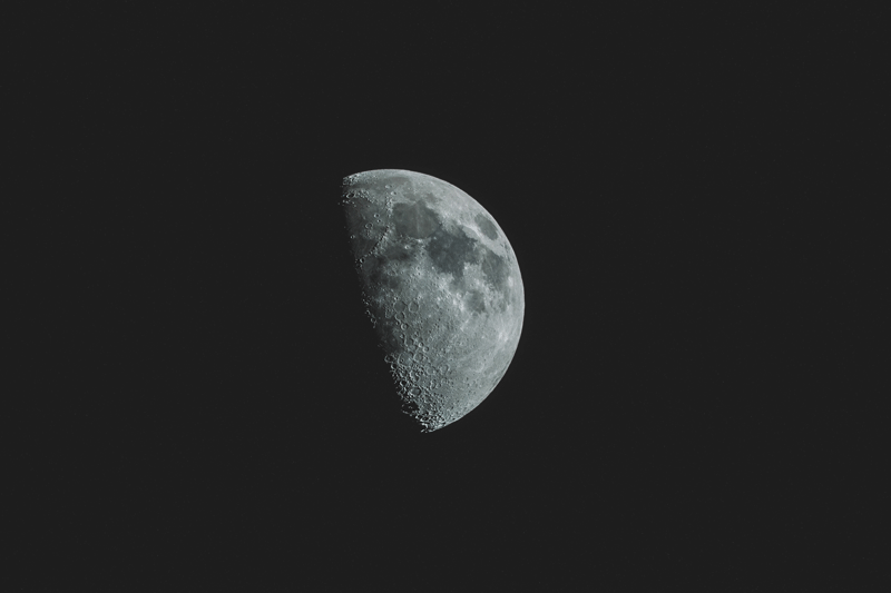 consejos para fotografiar la luna