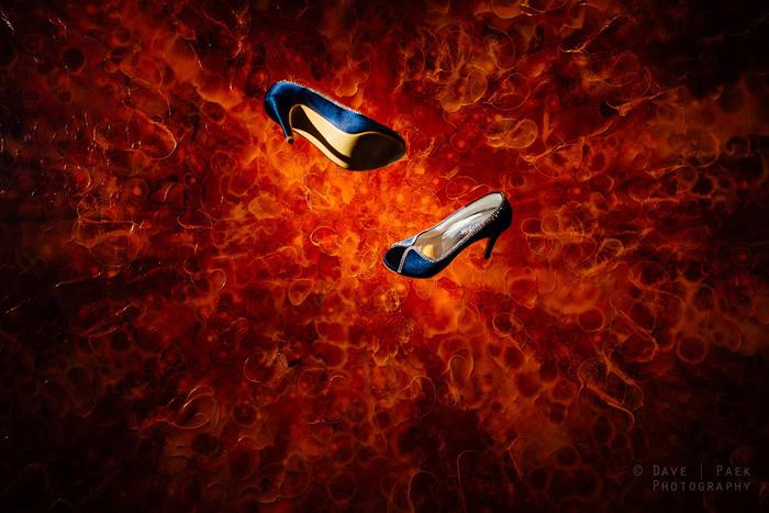 Los zapatos explosivos con MagGrid sin factor humano