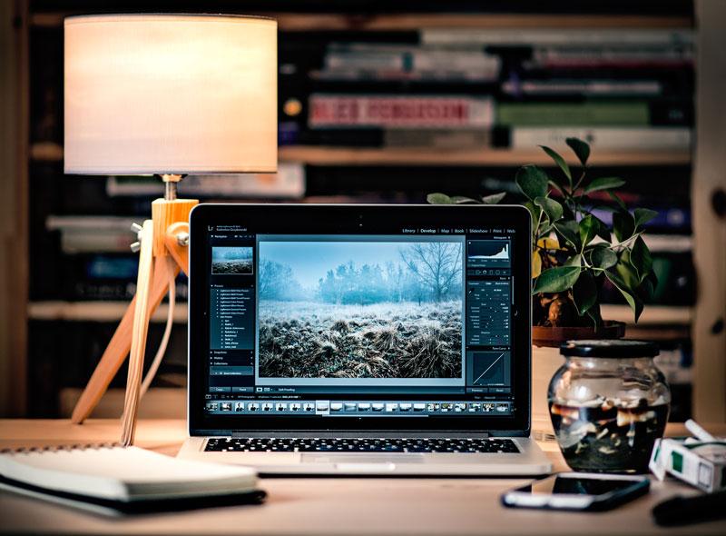 Consigue una imagen equilibrada para que tu fotografía de producto quede excepcional