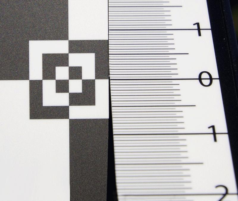 Calibrer des objectifs à l'aide du Datacolor