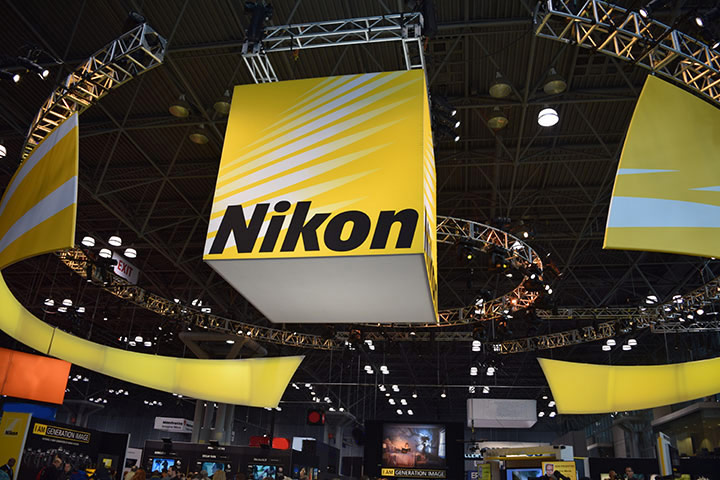 PhotoPlus Expo 2017 Nikon