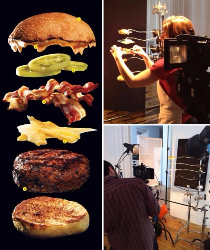 Fotos originales y creativas: Fotografiando comida