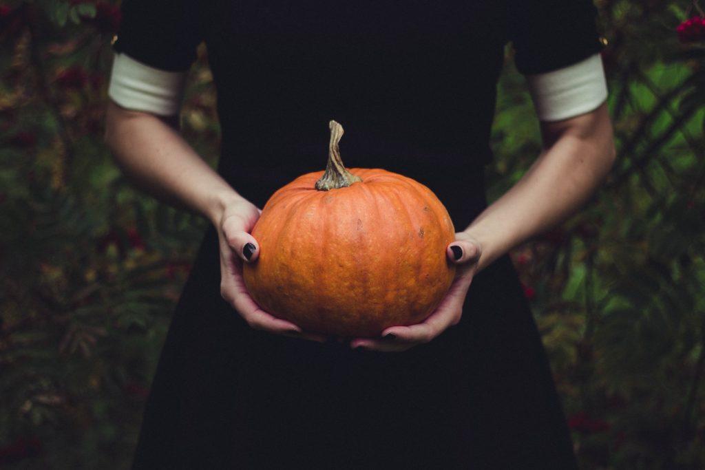 La calabaza, un signo de Halloween