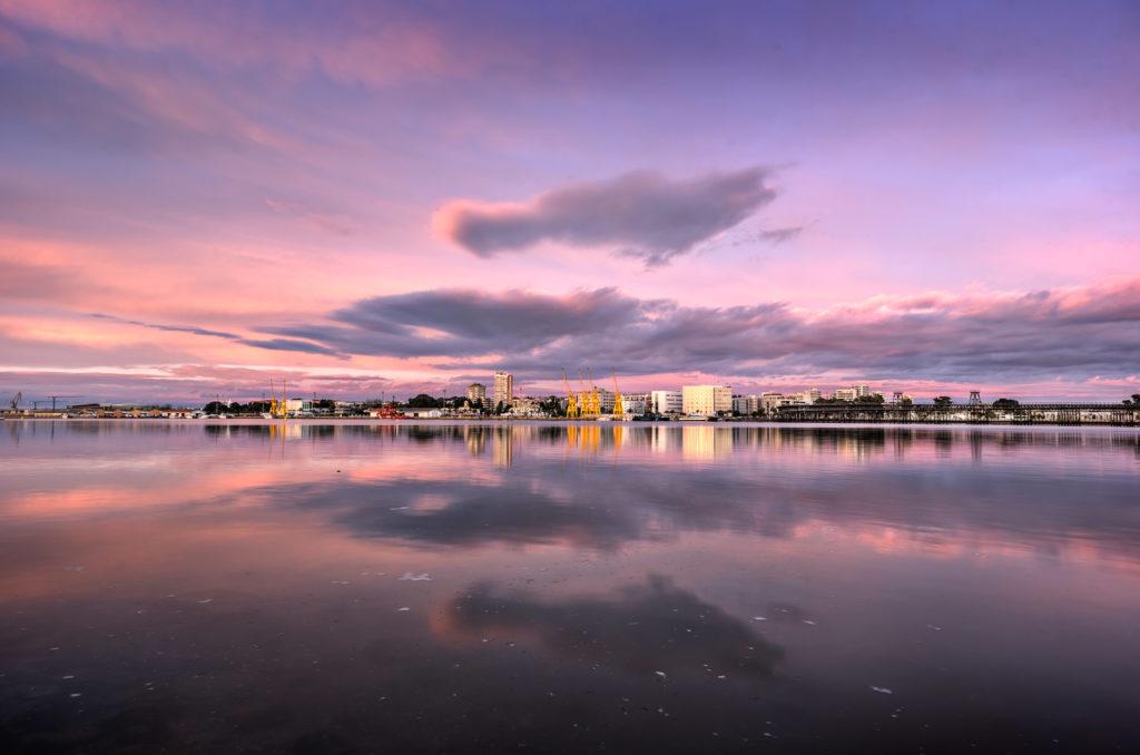 Skyline de Huelva reducido