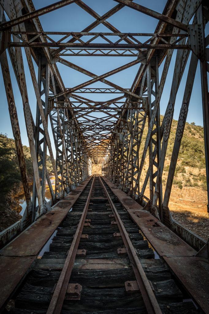 Puente de Salomón como gran angular
