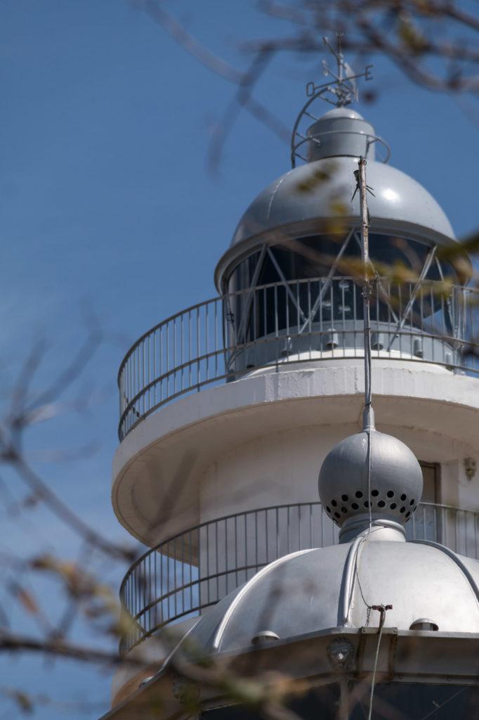 Teleobjetivo en fotografía de paisajes: Faros del Rompido