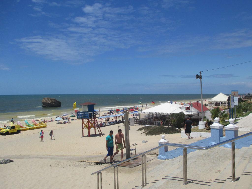 Aumento de la densidad en la playa de Matalascañas