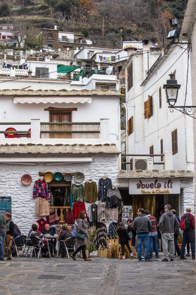 Pueblo de Pampaneira