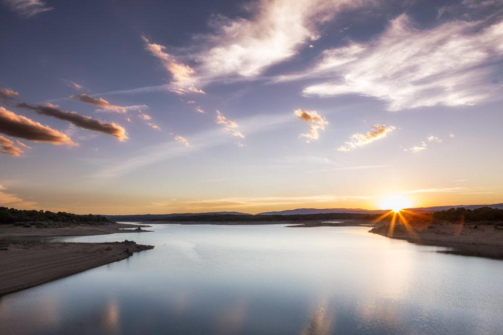 Fotografía del río Tera
