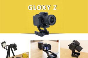 Gloxy Z: un cabezal y soporte de gran versatilidad