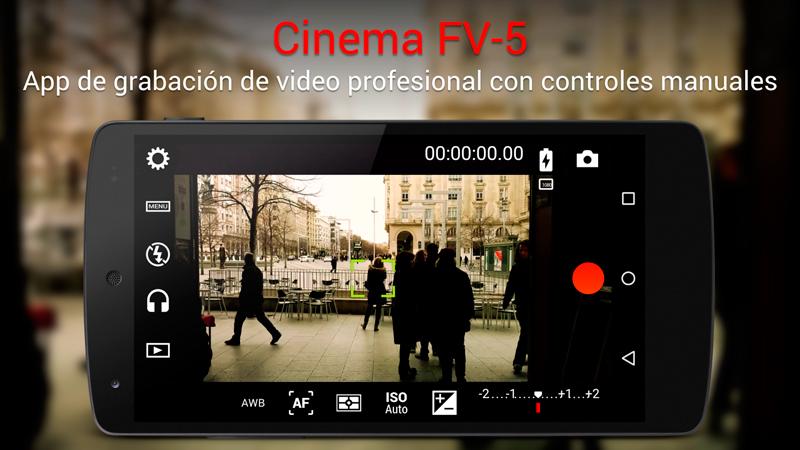 aplicaciones de vídeo