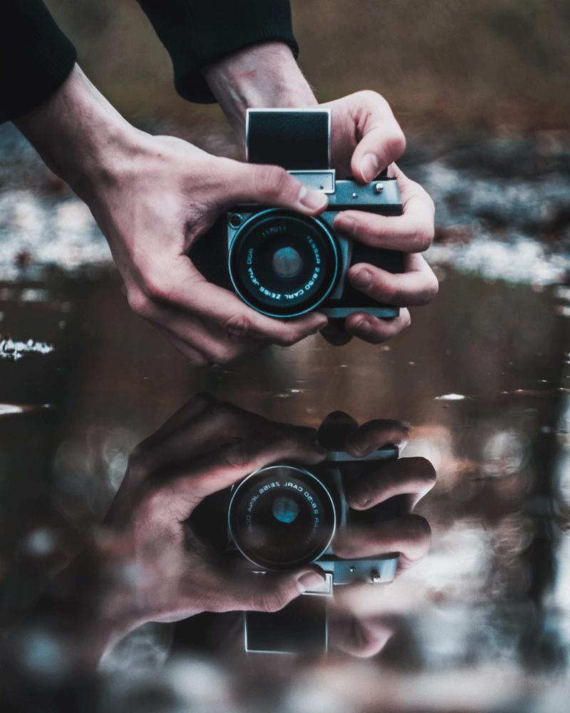 photos de reflets : comment les réussir