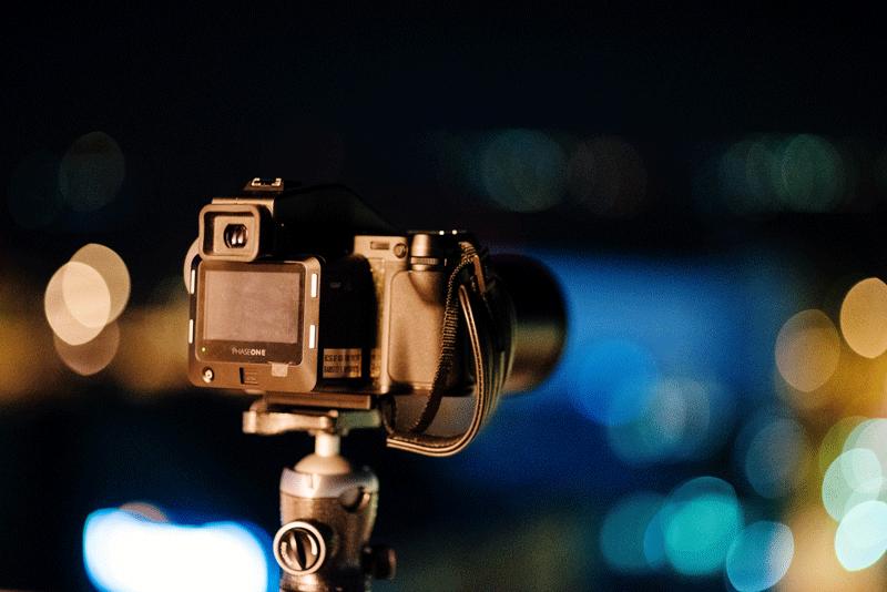 Aprovechando el ISO de la cámara