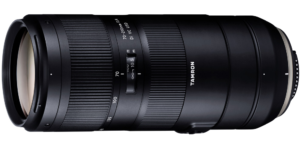 Nuevo teleobjetivo Tamron 70-210 mm para cámaras réflex Canon y Nikon Full Frame