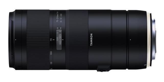 Nuevo teleobjetivo Tamron 70-210 mm