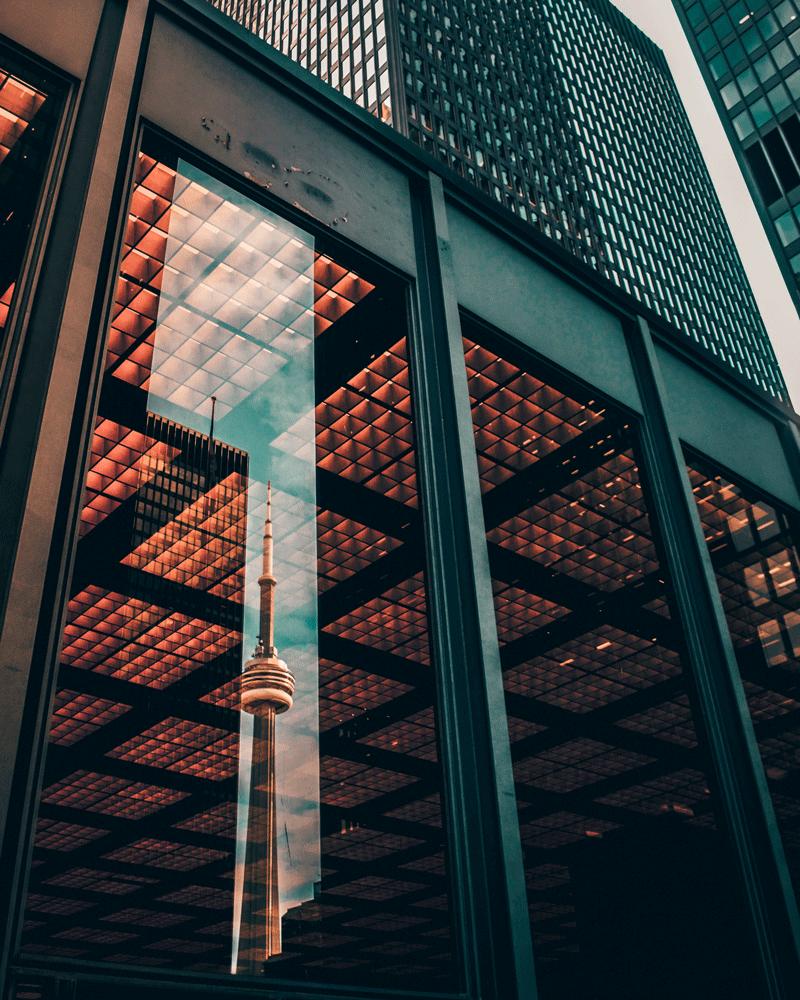 photos de reflets