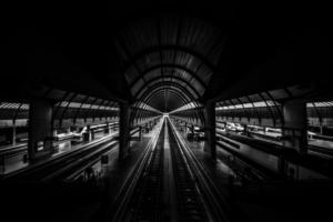 Cómo hacer fotografías HDR en blanco y negro