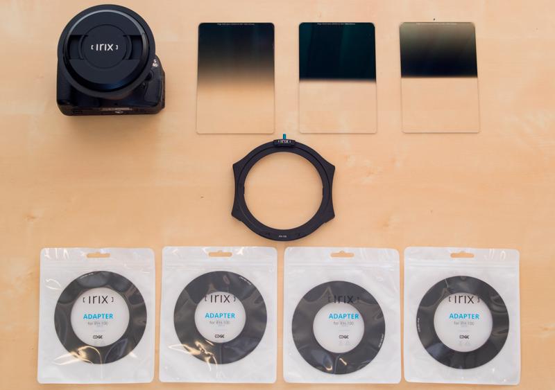 Porte-filtres Irix