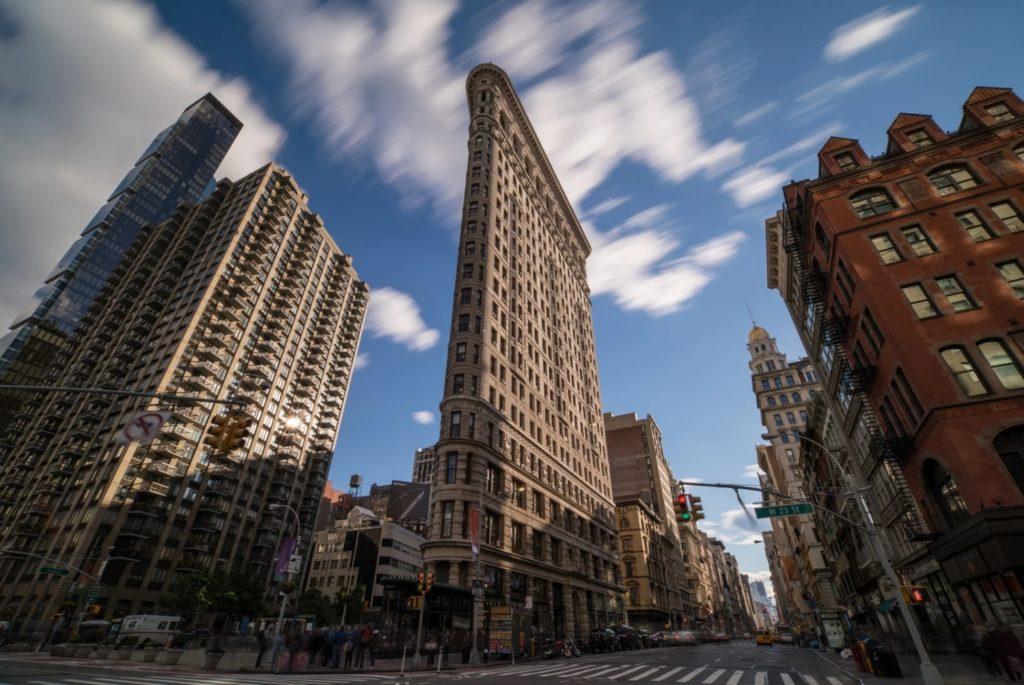 usar gran angular para fotografía de arquitectura