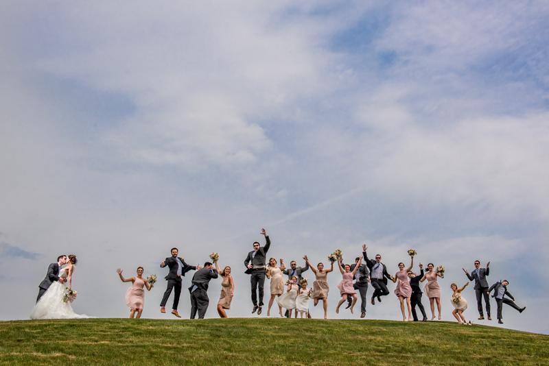 comment obtenir des photos de mariage créatives