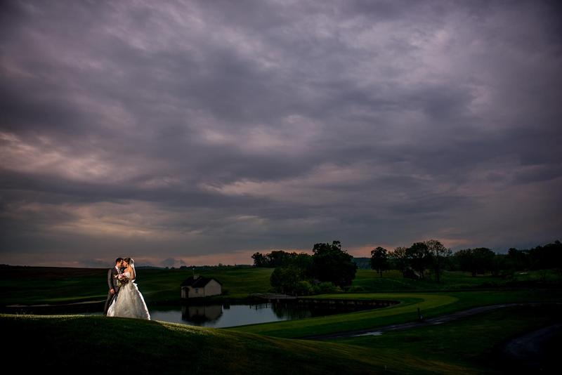 Magmod pour des photos de mariage créatives